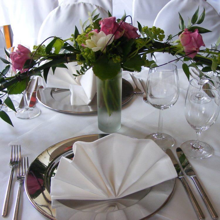 Floristik Tischdekoration Nierstein