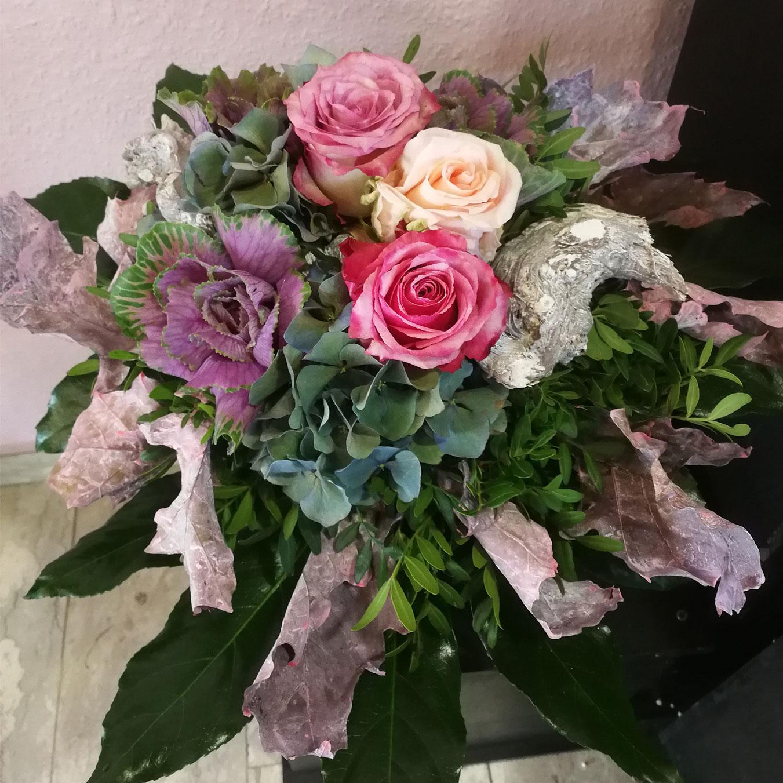 Blumen Dekoration Nierstein