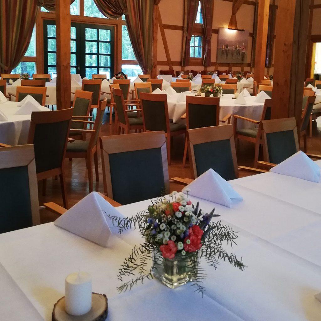 Event Floristik Tischdekoration Nierstein